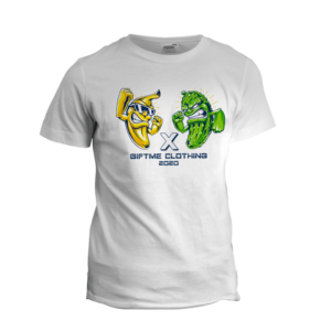 Camiseta Personalizada Banana Fight