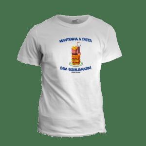 Camiseta Personalizada Dieta Personalizada