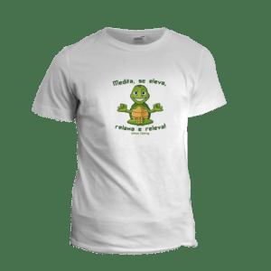 Camiseta Personalizada Meditação
